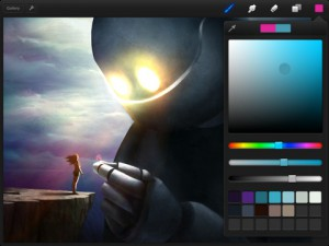 Procreate for iPad