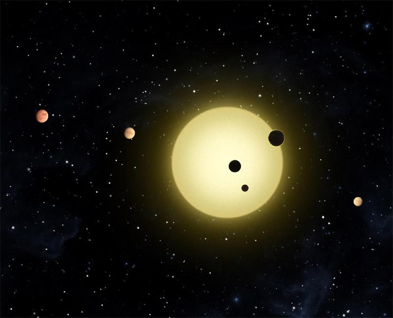 11 New Solar Systems