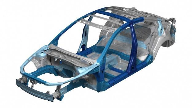 Mazda SkyActiv -chassis