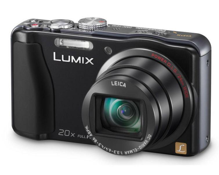 Panasonic Lumix DMC TZ30 1 Panasonic Lumix DMC TZ30