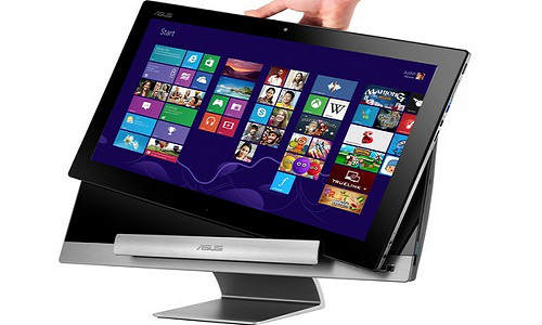 Asus Transformer AiO Top 5 Tablets in 2013