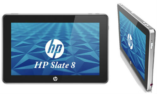 HP Slate 8 Mobile Top 5 Tablets in 2013
