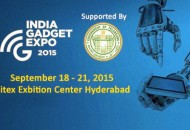 India Gadget Expo 2015