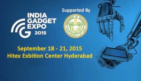India Gadget Expo 2015