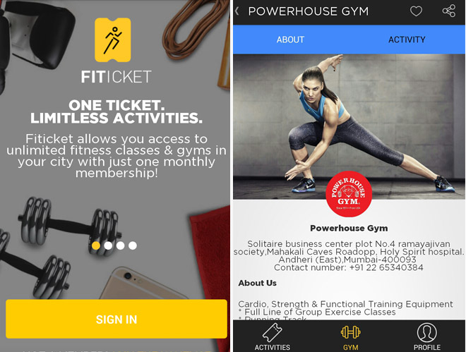 Fiticket