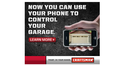 craftsman garage door opener app Top 5 Smartphone Apps for your Car