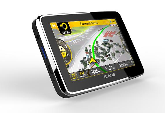 A 431 New Generation Navigation Devices from NNG & ANS