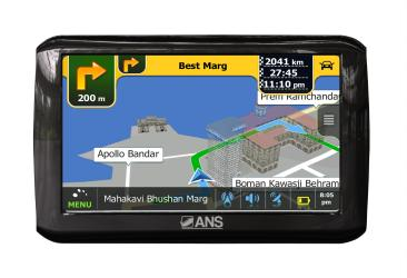 A 501 New Generation Navigation Devices from NNG & ANS