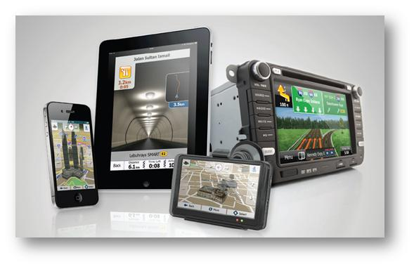 ANS NNS Devices New Generation Navigation Devices from NNG & ANS